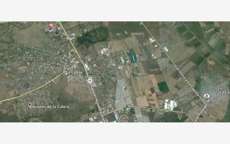 Foto de terreno habitacional en venta en carretera a la capilla , la calera, tlajomulco de zúñiga, jalisco, 2672861 No. 07