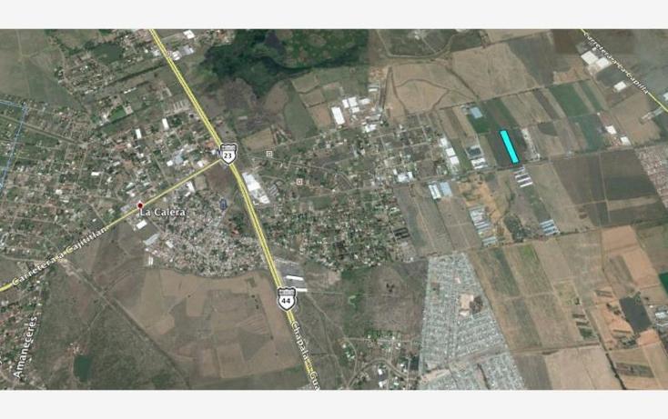 Foto de terreno habitacional en venta en carretera a la capilla , la calera, tlajomulco de zúñiga, jalisco, 2672861 No. 08