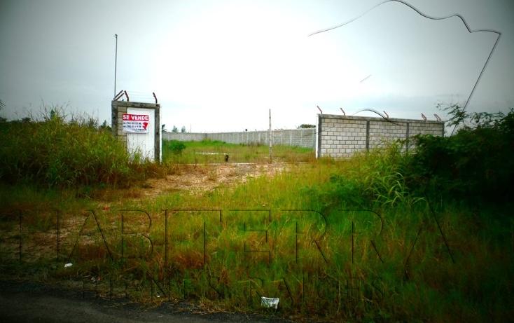 Foto de terreno habitacional en venta en  , la calzada, tuxpan, veracruz de ignacio de la llave, 1052209 No. 01