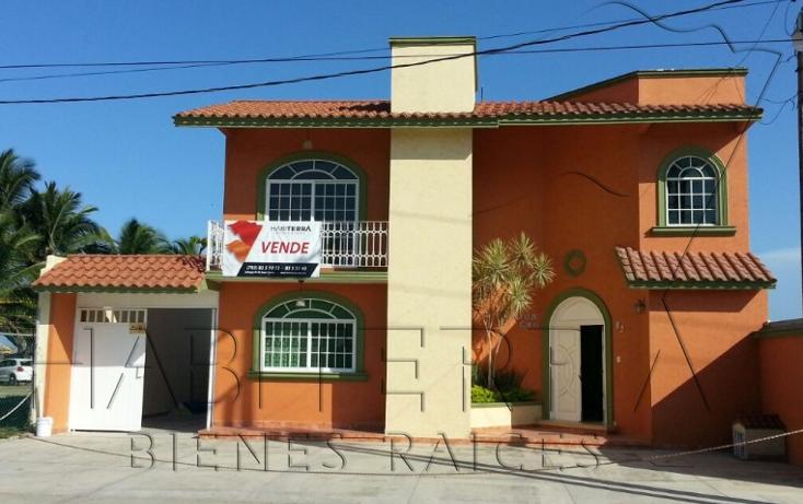 Foto de casa en venta en  , la calzada, tuxpan, veracruz de ignacio de la llave, 1103121 No. 01