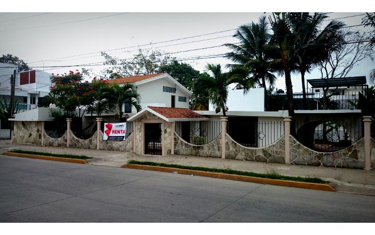 Foto de casa en renta en  , la calzada, tuxpan, veracruz de ignacio de la llave, 1278281 No. 01
