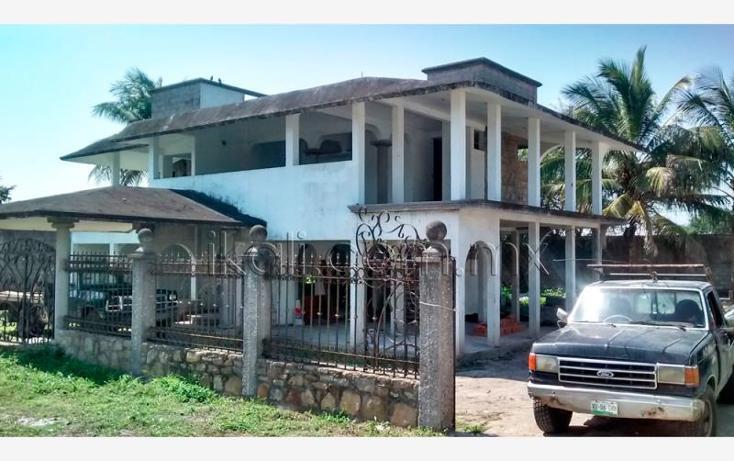 Foto de casa en venta en carretera a la playa kilometro 8 , la calzada, tuxpan, veracruz de ignacio de la llave, 1632930 No. 01