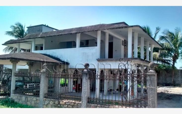 Foto de casa en venta en carretera a la playa kilometro 8 , la calzada, tuxpan, veracruz de ignacio de la llave, 1632930 No. 02