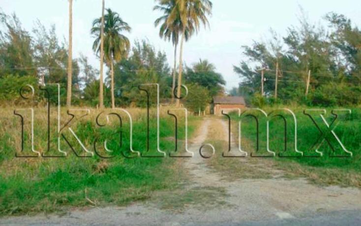 Foto de terreno habitacional en venta en carretera a la termoelectrica , la calzada, tuxpan, veracruz de ignacio de la llave, 572748 No. 03