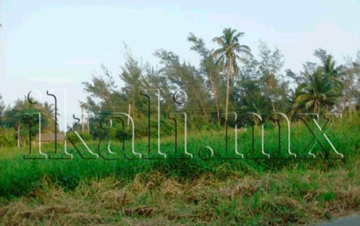 Foto de terreno habitacional en venta en carretera a la termoelectrica , la calzada, tuxpan, veracruz de ignacio de la llave, 572748 No. 04