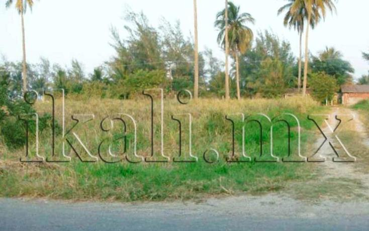 Foto de terreno habitacional en venta en carretera a la termoelectrica , la calzada, tuxpan, veracruz de ignacio de la llave, 572748 No. 07