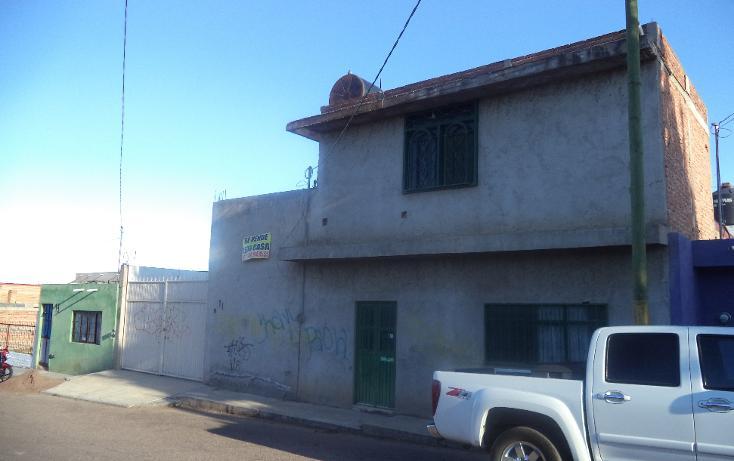 Foto de casa en venta en  , la campesina, guadalupe, zacatecas, 1115517 No. 01