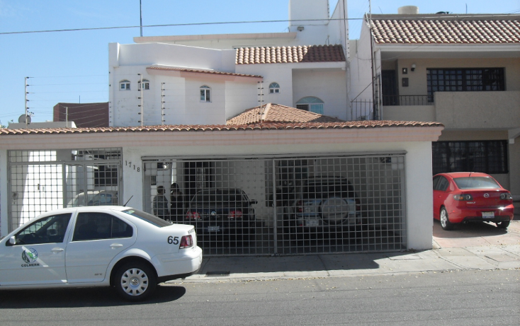 Foto de casa en venta en  , la campiña, culiacán, sinaloa, 1134165 No. 01