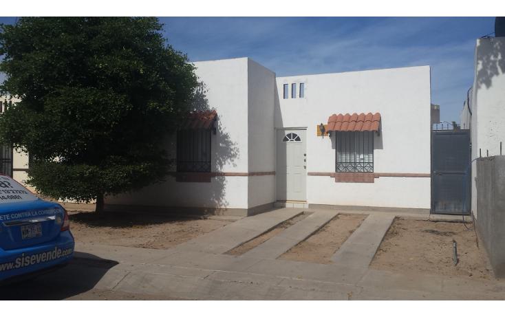 Foto de casa en venta en  , la campiña, hermosillo, sonora, 1067299 No. 01