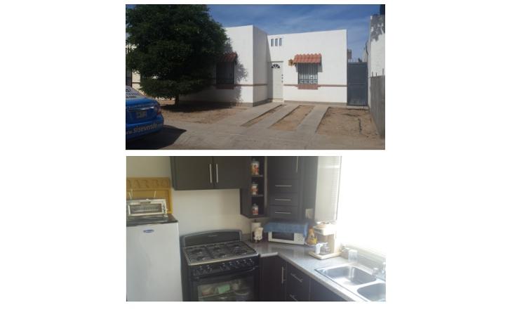 Foto de casa en venta en  , la campi?a, hermosillo, sonora, 1979428 No. 01
