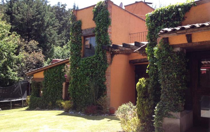 Foto de casa en venta en la cañada 35, contadero, cuajimalpa de morelos, distrito federal, 2458741 No. 01