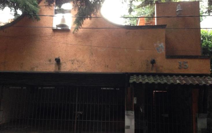 Foto de casa en venta en la cañada 35, contadero, cuajimalpa de morelos, distrito federal, 2778071 No. 02
