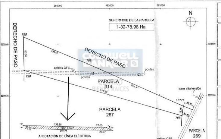 Foto de terreno habitacional en venta en  , alfajayucan, el marqués, querétaro, 1478111 No. 01