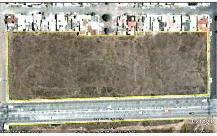 Foto de terreno comercial en renta en  , la cañada, apizaco, tlaxcala, 383960 No. 02