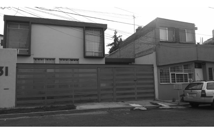 Foto de casa en venta en  , la cañada, atizapán de zaragoza, méxico, 1501721 No. 01