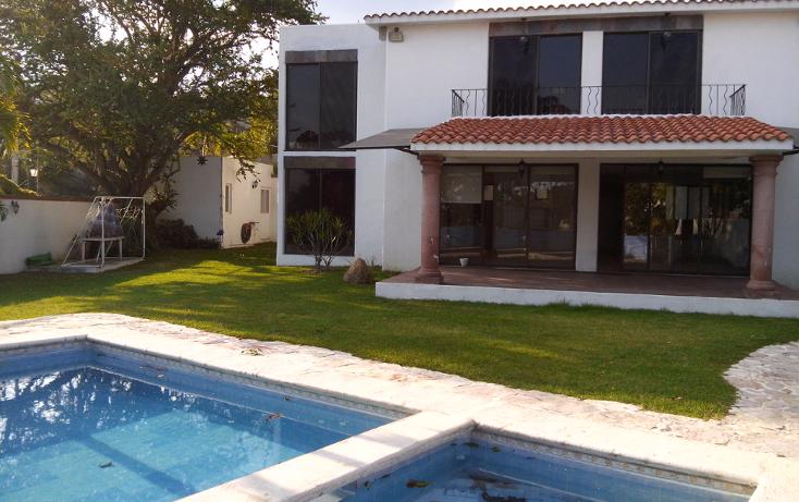 Foto de casa en venta en  , la cañada, cuernavaca, morelos, 1562390 No. 01