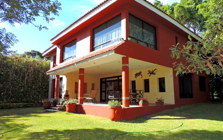 Foto de casa en venta en  , la ca?ada, cuernavaca, morelos, 1631966 No. 01