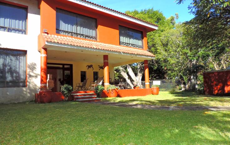 Foto de casa en venta en  , la ca?ada, cuernavaca, morelos, 1631966 No. 02