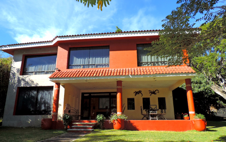 Foto de casa en venta en  , la ca?ada, cuernavaca, morelos, 1631966 No. 03
