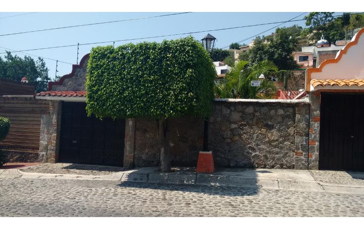 Foto de casa en venta en  , la ca?ada, cuernavaca, morelos, 1949409 No. 01