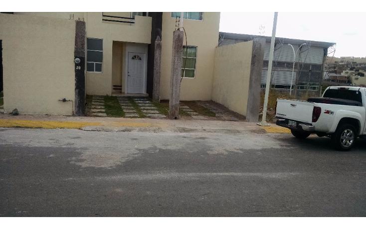 Foto de casa en renta en  , la cañada, guadalupe, zacatecas, 1435311 No. 01