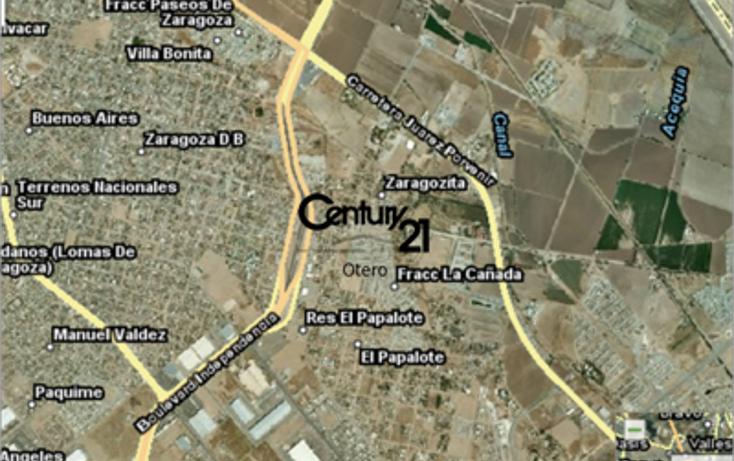 Foto de terreno comercial en venta en  , la cañada, juárez, chihuahua, 1180275 No. 01