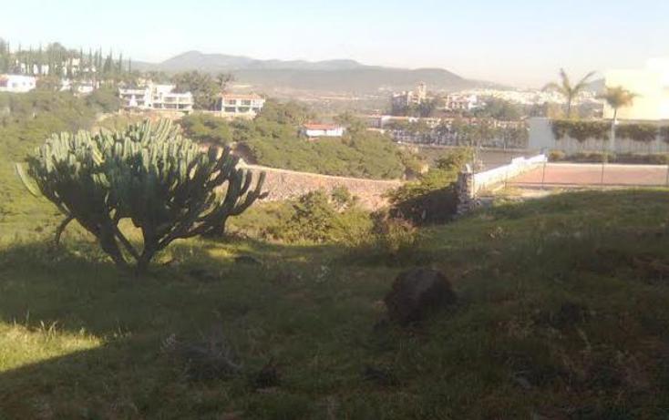 Foto de terreno habitacional en venta en  , la cañada juriquilla, querétaro, querétaro, 1192383 No. 06