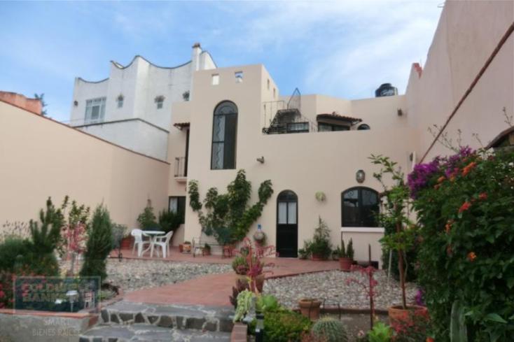 Foto de casa en venta en  , la cañadita, san miguel de allende, guanajuato, 1755775 No. 01