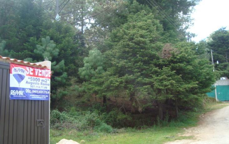 Foto de terreno habitacional en venta en  , la cañada, san cristóbal de las casas, chiapas, 627133 No. 01