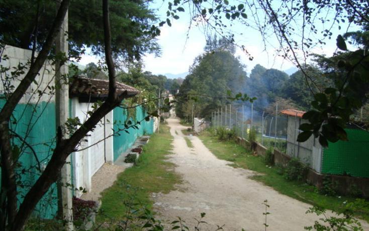 Foto de terreno habitacional en venta en  , la cañada, san cristóbal de las casas, chiapas, 627133 No. 13