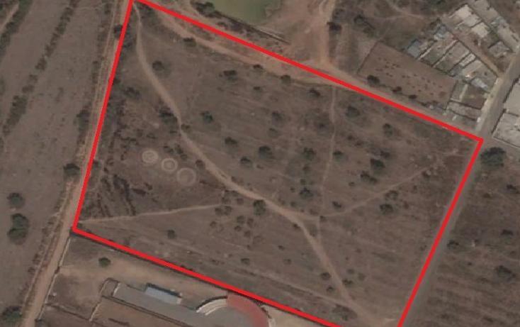 Foto de terreno habitacional en venta en  , la cañada, zapotlán de juárez, hidalgo, 1115171 No. 01