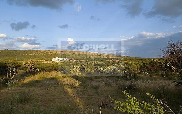 Foto de terreno habitacional en venta en  , la candelaria, san miguel de allende, guanajuato, 428845 No. 01