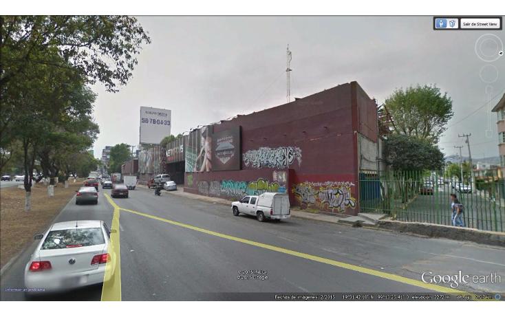 Foto de terreno habitacional en venta en  , la cantera, tlalnepantla de baz, méxico, 1612936 No. 01