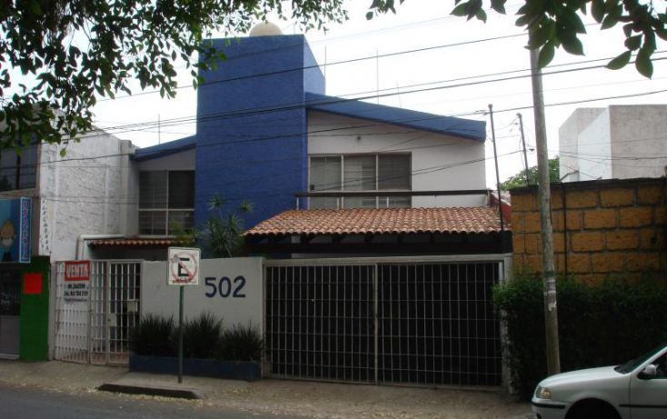 Foto de casa en venta en, la capilla, querétaro, querétaro, 1588426 no 02