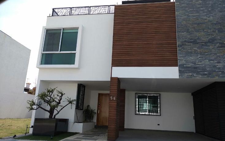 Foto de casa en venta en  , la carcaña, san pedro cholula, puebla, 1871546 No. 01