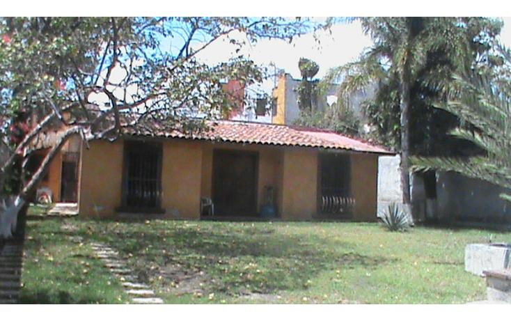 Foto de casa en renta en  , la carolina, cuernavaca, morelos, 1563258 No. 01