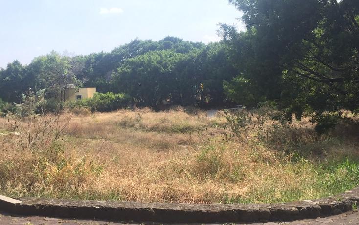Foto de terreno habitacional en venta en  , la carolina, cuernavaca, morelos, 1801031 No. 04