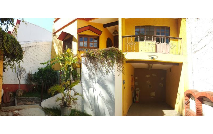Foto de casa en venta en  , la cascada, oaxaca de ju?rez, oaxaca, 1535709 No. 01