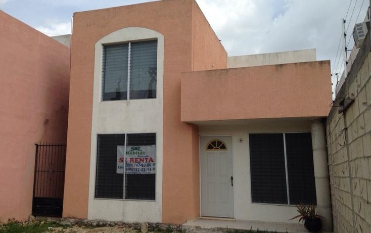 Foto de casa en renta en  , la castellana, mérida, yucatán, 1011801 No. 01