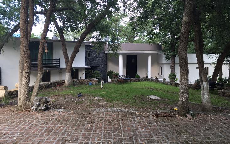 Foto de casa en venta en  , la ciénega, santiago, nuevo león, 2001282 No. 01