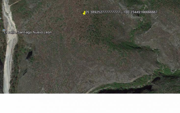 Foto de terreno habitacional en venta en, la ciénega, santiago, nuevo león, 2036252 no 02