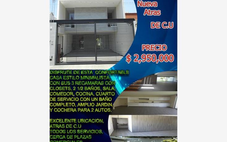 Foto de casa en venta en  , la cieneguita, oaxaca de juárez, oaxaca, 2026414 No. 01