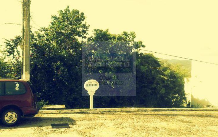 Foto de terreno habitacional en venta en la cima 27, península de santiago, manzanillo, colima, 1653123 no 02