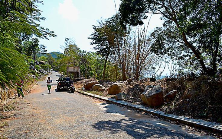 Foto de terreno habitacional en venta en  , la cima, acapulco de juárez, guerrero, 1377895 No. 04