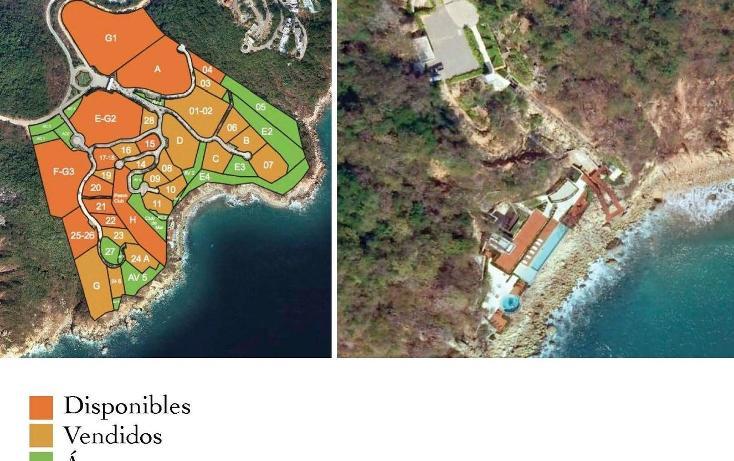 Foto de terreno habitacional en venta en  , la cima, acapulco de juárez, guerrero, 3424717 No. 03