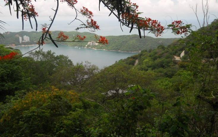 Foto de terreno habitacional en venta en  , la cima, acapulco de juárez, guerrero, 619007 No. 01