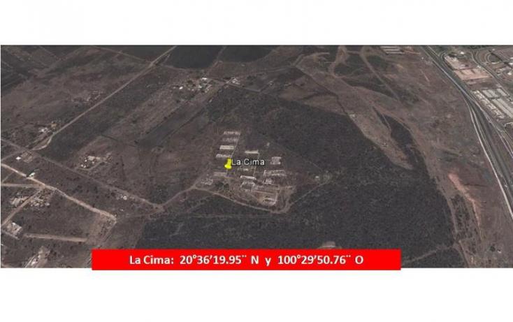 Foto de terreno habitacional en venta en la cima, obrajuelo, apaseo el grande, guanajuato, 797073 no 01