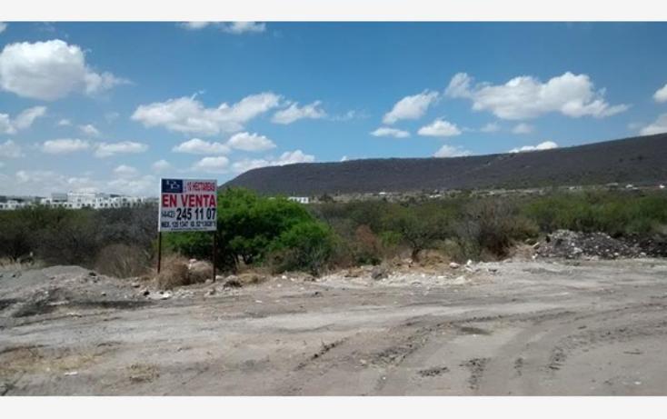 Foto de terreno habitacional en venta en anillo vial junípero serra , la cima, querétaro, querétaro, 1845644 No. 01