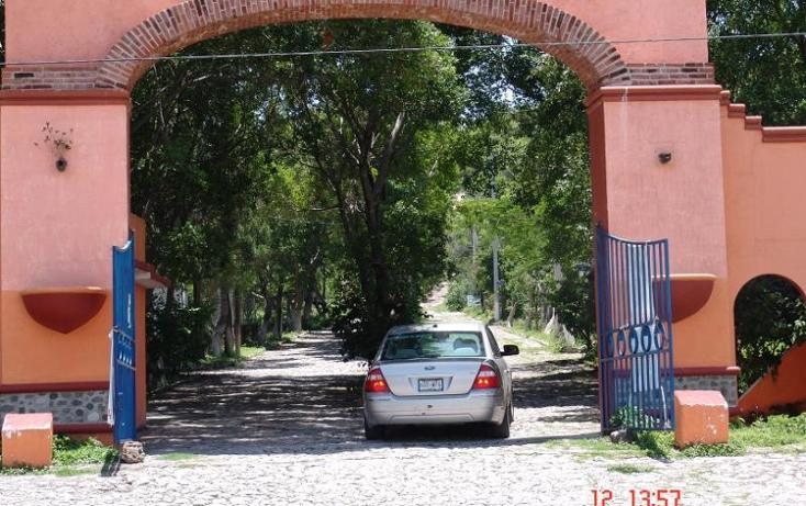 Foto de terreno habitacional en venta en  , la cima, tlaltizap?n de zapata, morelos, 2010056 No. 01