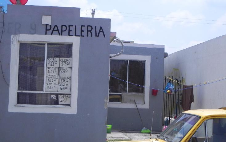 Foto de casa en venta en  , la ciudadela sector real san josé, juárez, nuevo león, 1291095 No. 01